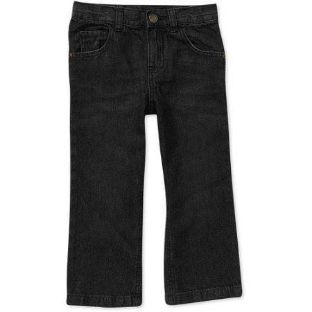 Baby Toddler Boy 5-Pocket Straight Fit Jeans