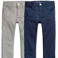 Dark blue/ Grey trouser
