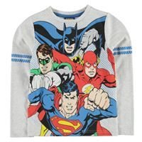 Justice league Character Boys Tshirt