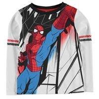 Spiderman Character Boys Tshirt