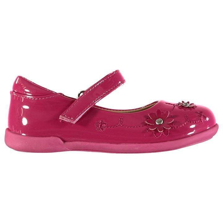 Pink Miss Fiori Cassie Mary Jane Shoes
