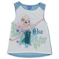 Frozen Disney Vest Infant Girls
