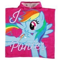 My little pony Character Towel Poncho Infant