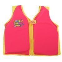 Pink  Slazenger Float Vest Childs