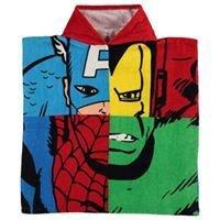 Disney Avenger Character Towel Poncho