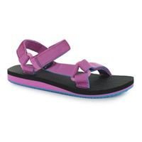 Pink/Aqua Gelert EVA Infants Sandals