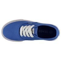 Royal Blue SoulCal Sunset Lace Childrens Shoes
