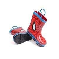 Spiderman Character Infants Wellies