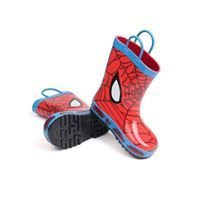 Spiderman Character Infants Wellies
