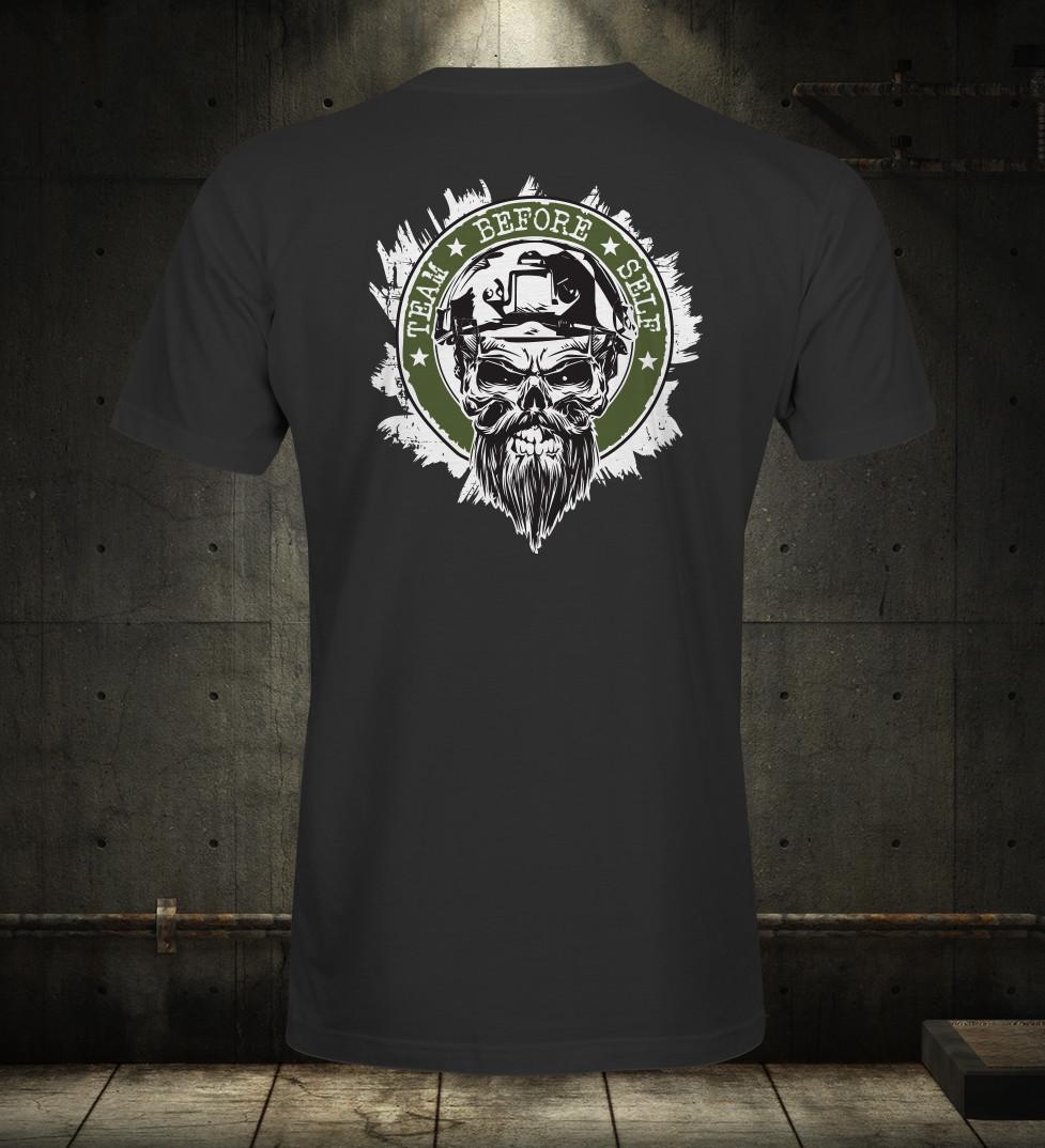 TBS Duty/Honor/Sacrifice Premium T-Shirt