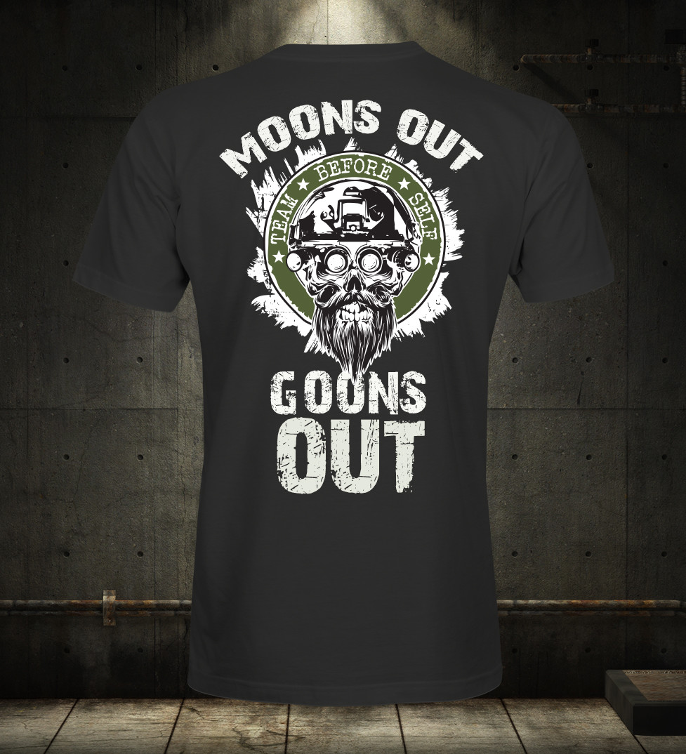 """Moons Out"" TBS Premium T-Shirt"