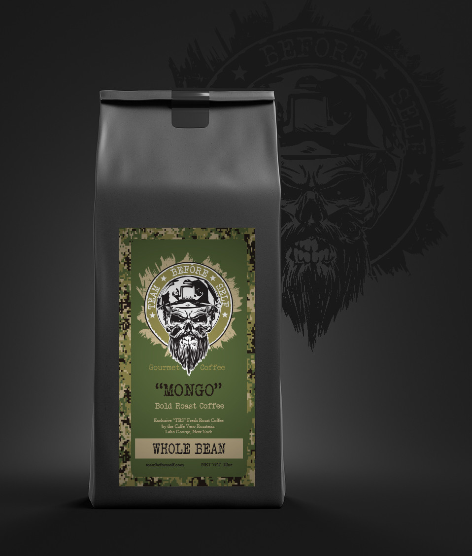 """Mongo"" Bold Roast Gourmet Coffee"
