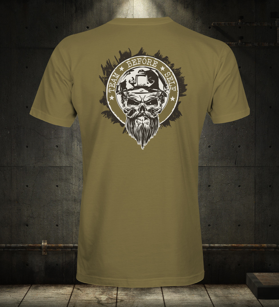 TBS AR 670-1 Sabre Premium T-Shirt
