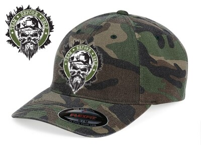 TBS Brushed Camo Cap by Flexfit - LIMITED RUN