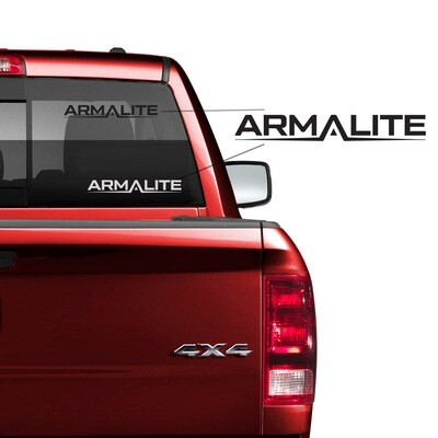Armalite Car Decal