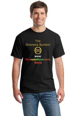 ONENESS T-SHIRT BLACK