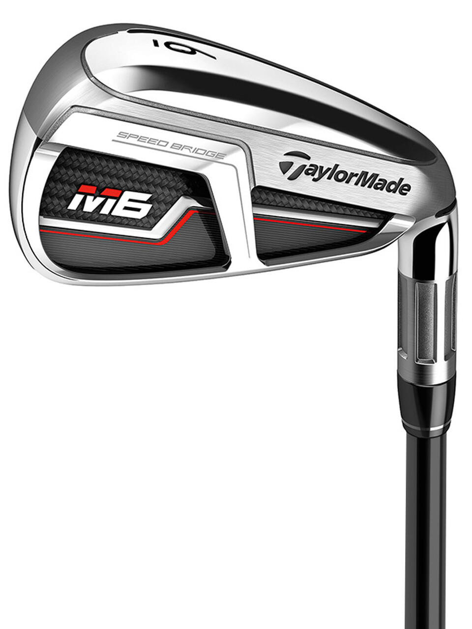 TaylorMade M6 Irons - Mens  Graphite (R) Shaft 5-PW,SW