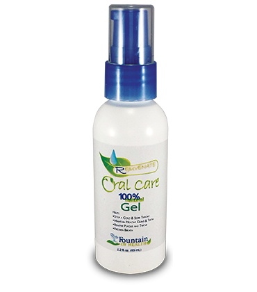 Rejuvinate Oral Care Gel