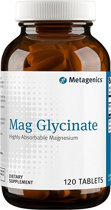 Mag Glycinate 120t