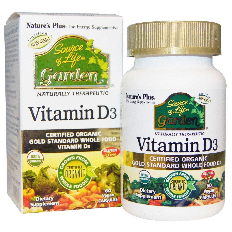 ויטמין D3 טבעוני אורגני, על בסיס פטריות מרפא לחיזוק מערכת החיסון