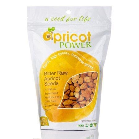 גלעיני משמש מרים - Bitter Apricot Seeds