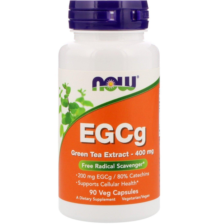 NOW תמצית תה ירוק (EGCg  (90