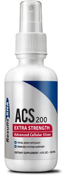 ACS200 תרסיס כסף אנטיבקטריאלי מוביל מחקרית