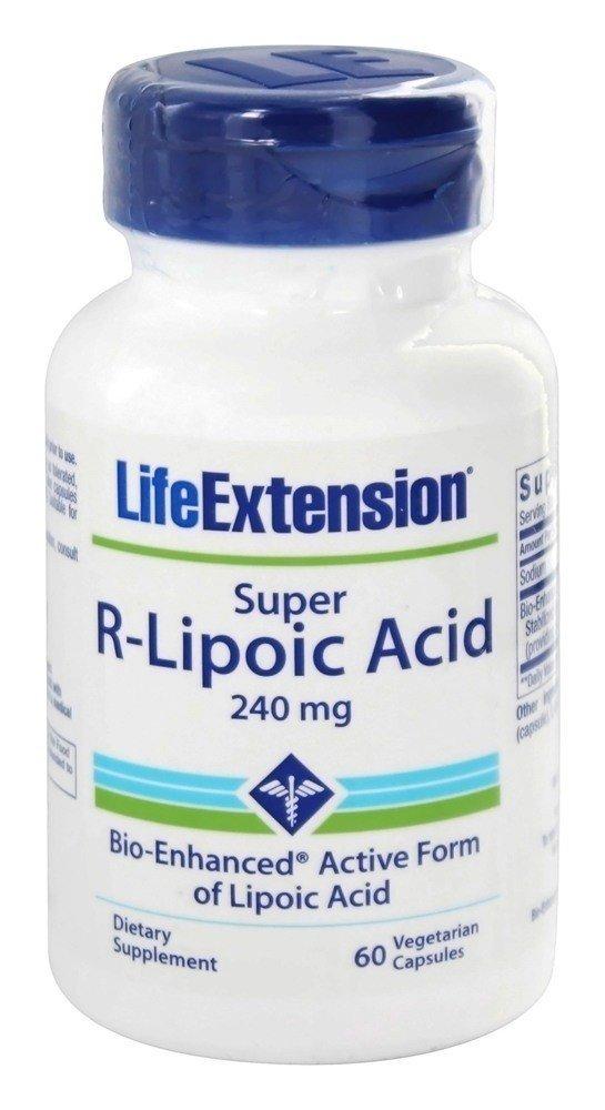 חומצה אלפא ליפואית אקטיבית – לשיפור הרגישות לאינסולין ולמצבי נוירופתיה סכרתית