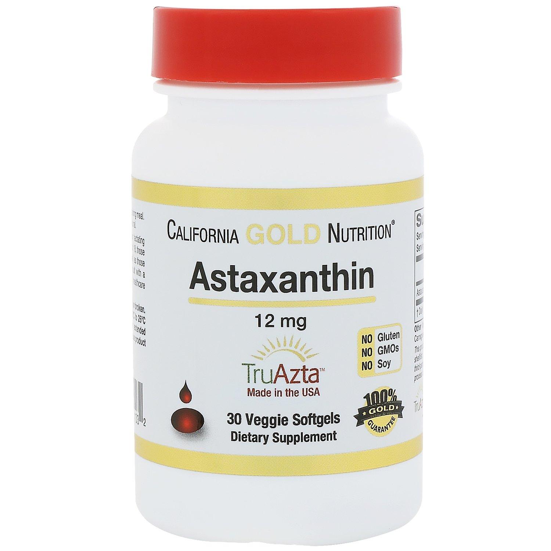 אסטקסנטין - נוגד החמצון החזק ביותר