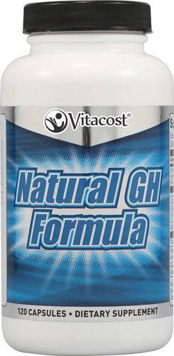 פורמולה טבעית  תומכת הורמון גדילה GH