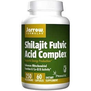 Shilajit complex
