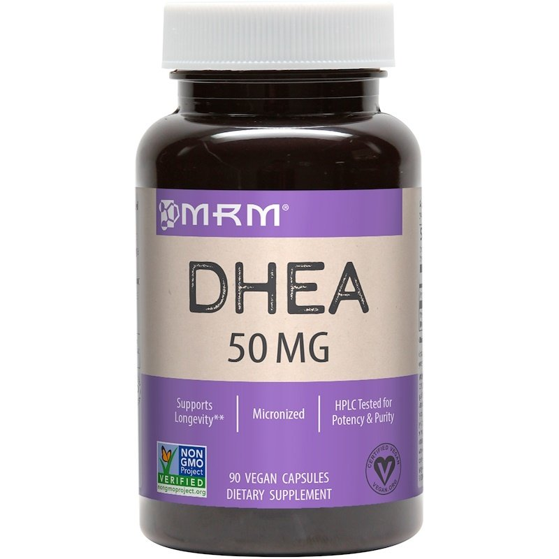 DHEA - 50mg, 60vc