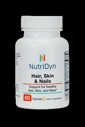 Hair, Skin & Nails הפורמולה ל: שיער (גם נשירת שיער), עור וציפורניים