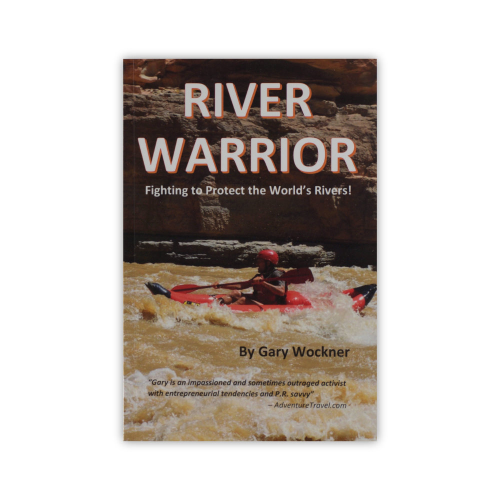 River Warrior by Gary Wockner 1-010