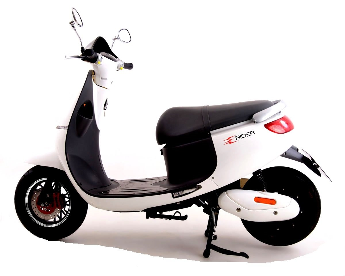 E Rider Model 30 Moda Electric Moped 10010