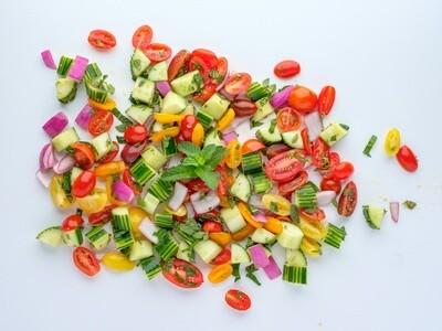 Finally, Interesting Salads