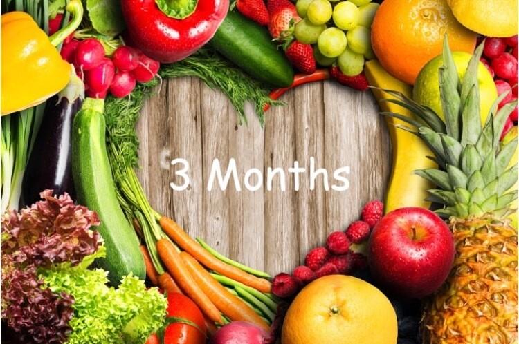 3 Month Membership - Paid In Full