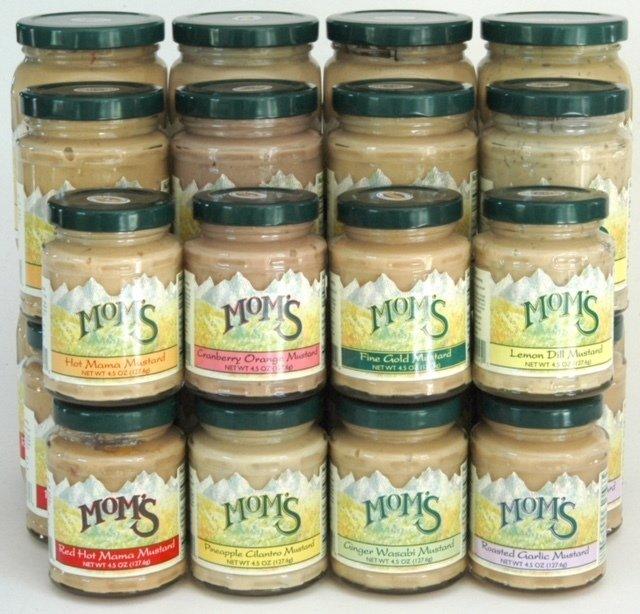 Mom's Mustard - Small (4.5 oz.) 00003