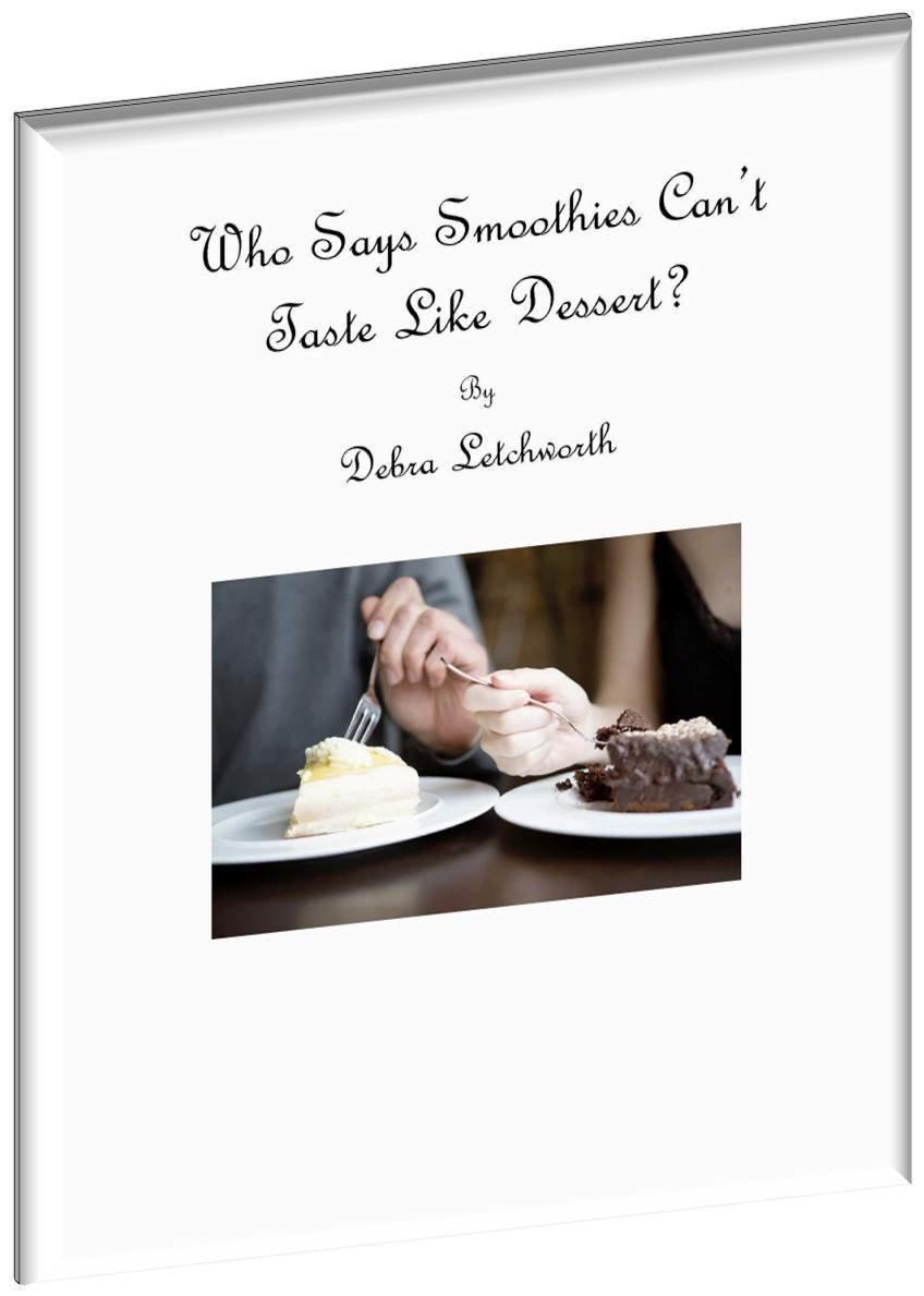 Dessert Smoothies e-book 00000