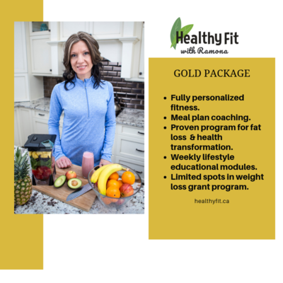 Healthy  Fit Gold Package
