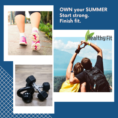 OWN your SUMMER Online Challenge