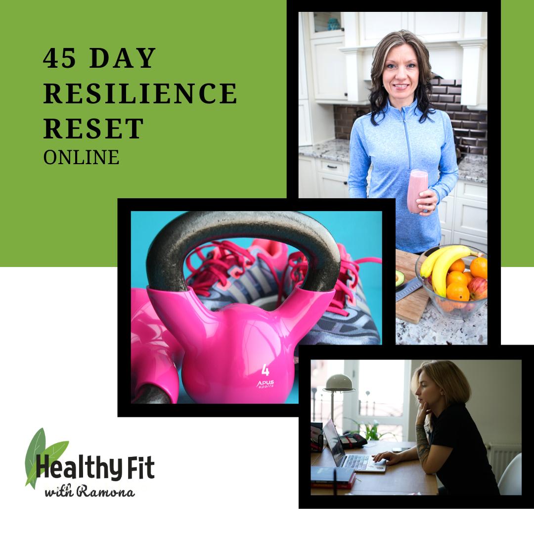 45 Day Resilience Reset Online Program