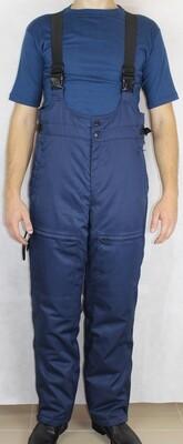 Полукомбинезон (штаны) под куртку ДС ЛТО (синие)