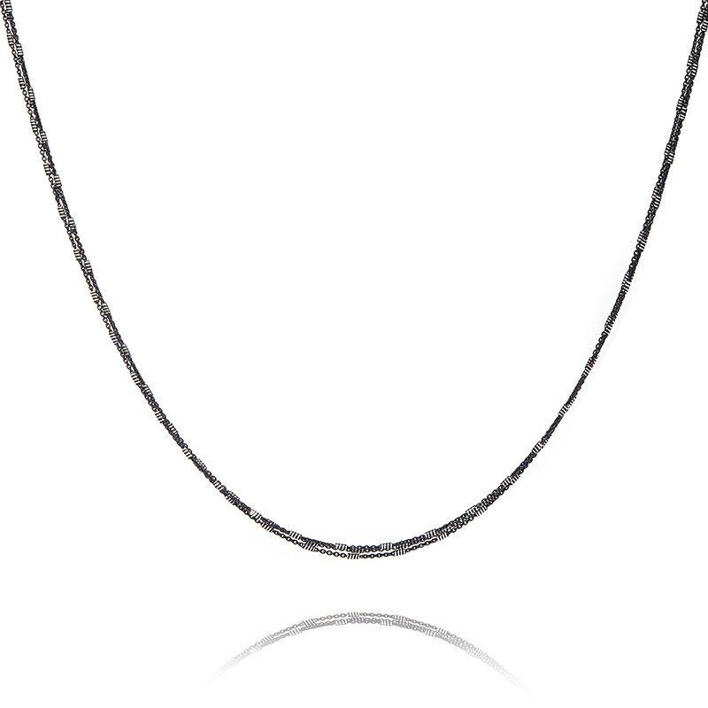 Entity collie silver oxidized