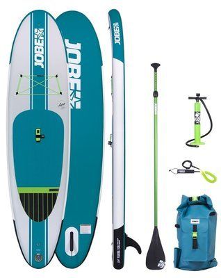 JOBE YARRA 10.6 INFLATABLE SUP PADDLE BOARD PACKAGE - Testboard Modell 2017