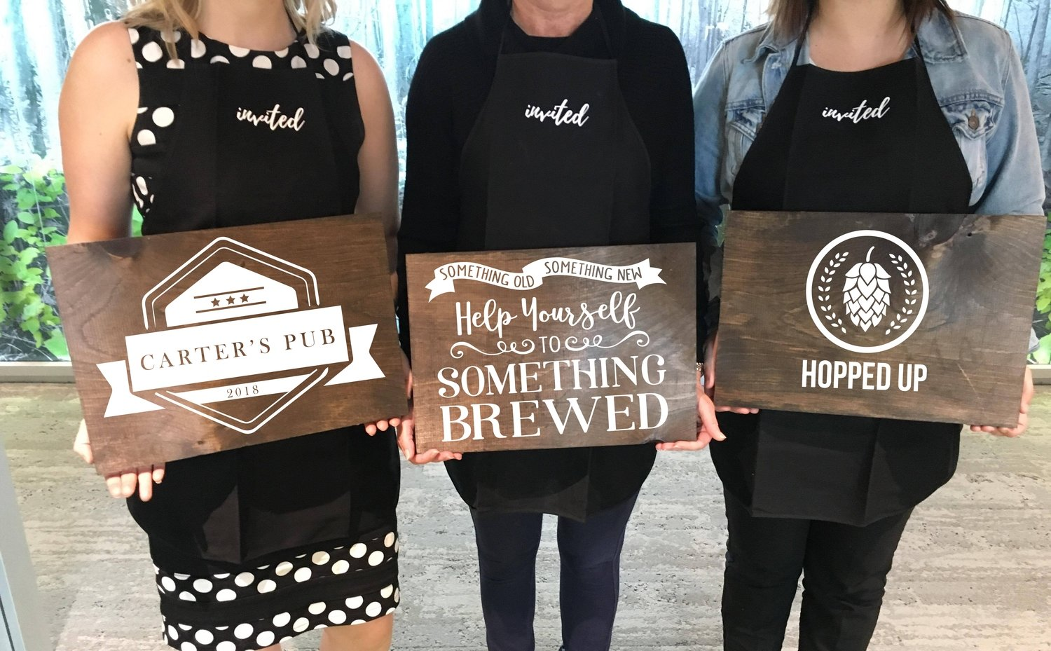 Sign Party - January 18 - Anderson Craft Ales - SOLD OUT
