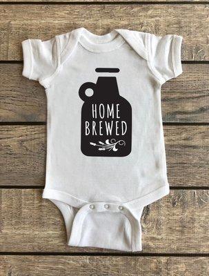 Home Brewed | Baby Onesie