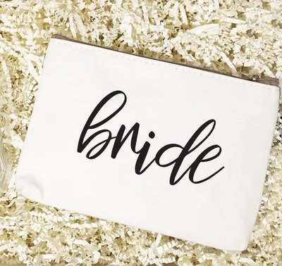 Bride | Make Up Bag