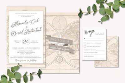 Old World Invitations
