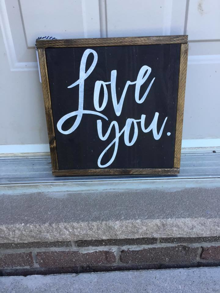 """Love You"" 
